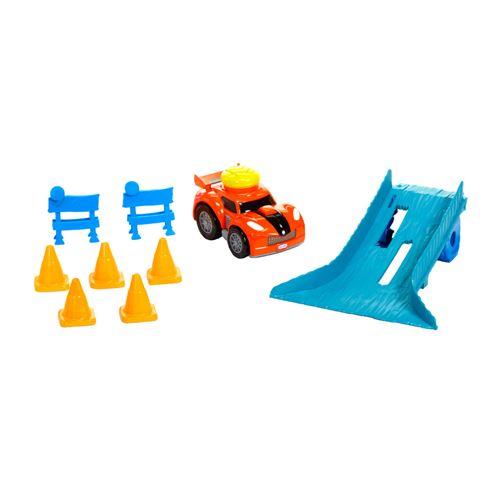 Little Tikes Wheelz Slammin Racers Stunt Jump avec son