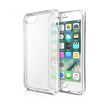 Coque Bumper ItSkins Spectrum pour iPhone 6s Plus transparente