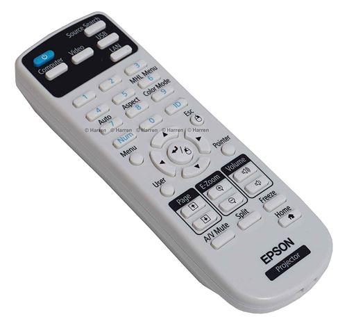 Epson - Télécommande - pour Epson EX3240, EX5240, EX-5240, EX5250, EX7240, EX9200; PowerLite S31, U3