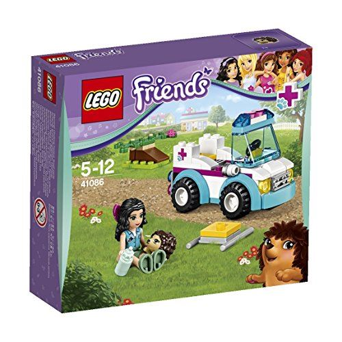 LEGO Friends 41086 Ambulance du bloc animal du Japon