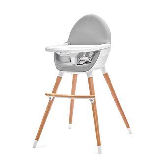 Scandinavian baby high chair