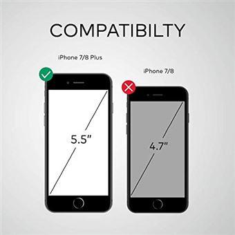 coque rhinoshield iphone 8 plus transparent
