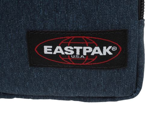 Sac à bandoulière Eastpak Buddy Double Denim 0,5 L Bleu