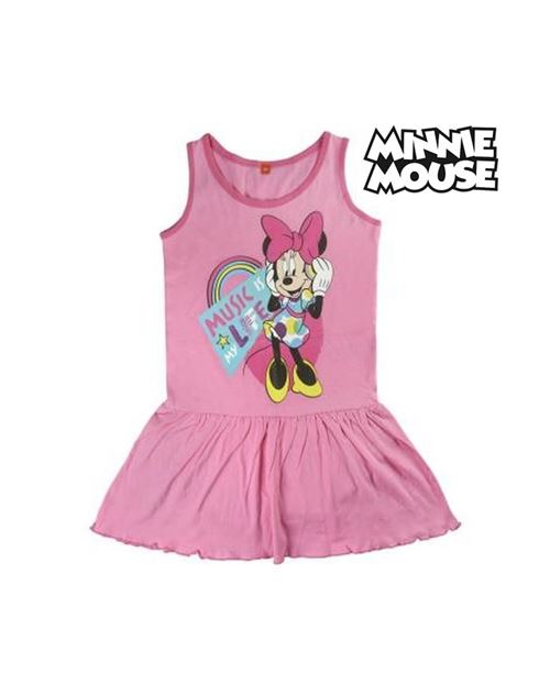 Robe minnie mouse 6268 (taille 6 ans)