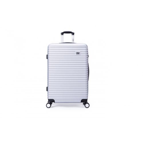 Valise Medium Trolley Air V Abuhu Argent