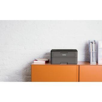 Imprimante Brother HL-L2375DW Monochrome Ethernet et WiFi Noir