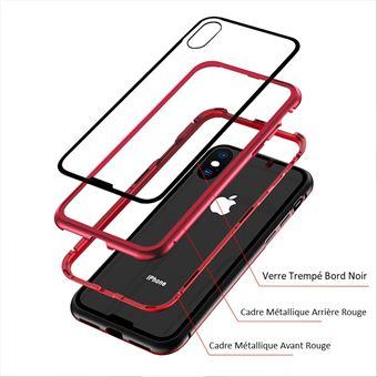 coque integrale magnetique iphone xs max