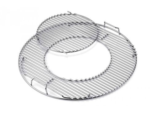 Grille barbecue Weber GBS Inox pour barbecue Ø 57 cm