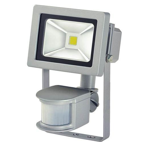 Brennenstuhl Projecteur LED L CN 110 PIR V2 IP44 10 W