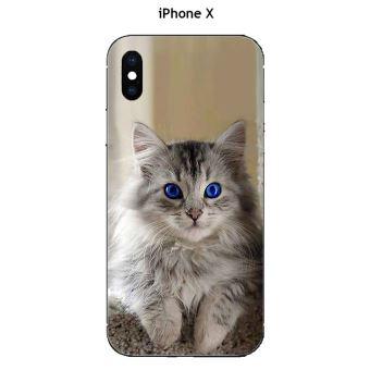 coque iphone x chaton