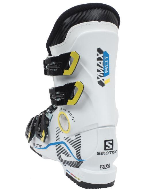 White X T Ski Taille25 Max 27804 60 Blanc Chaussures 5 Jr Salomon Réf m0Nvnw8O
