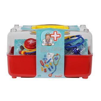 Simba Toys 105544054 Mallette de docteur