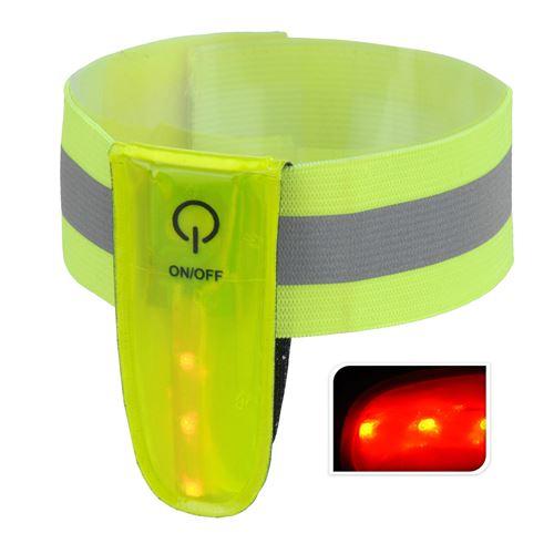 Kit réflecteur avec éclairage LED