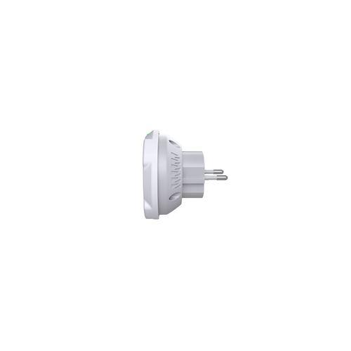 EXELIUM Prise secteur chargeur induction sans fil