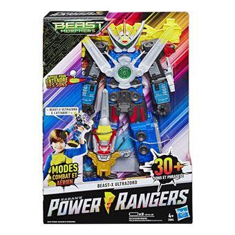 Figurine Power Rangers Beast Morphers Beast-X Ultrazord