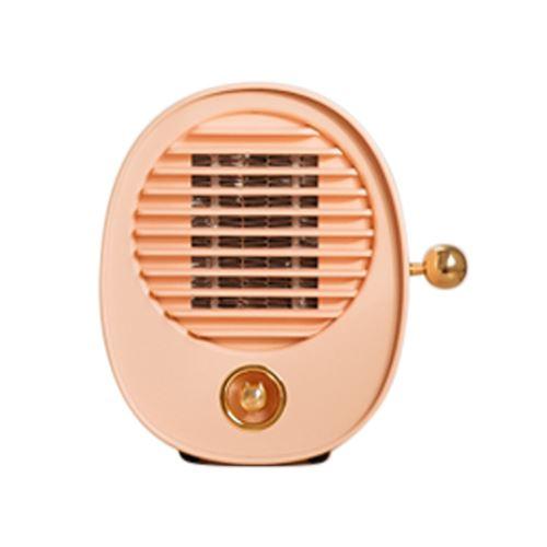 Mini bureau portable chauffage électrique ventilateur Chronométrage air chaud Bureau Handy Home Pealer104