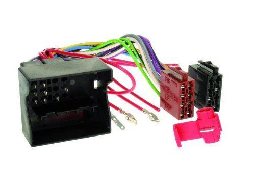 CSB Radio Adapter Cable Audi / Seat / Skoda / VW