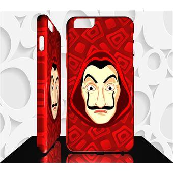 Coque Design Iphone 7 La Casa De Papel Ref 04