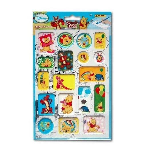 Disney Coloriage et autocollants Winnie l'ourson