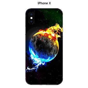 coque iphone x globe