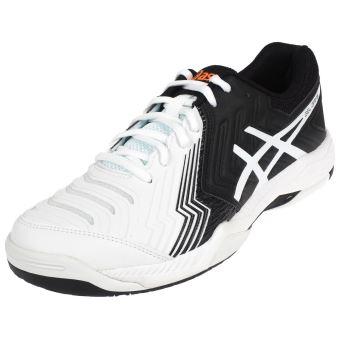 Chaussures tennis Asics Game gel 6 blcnr tennis Blanc taille : 41.5 réf : 11332
