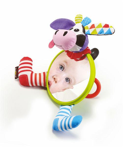 Yookidoo Mon premier ami miroir Vache Premier miroir Vache