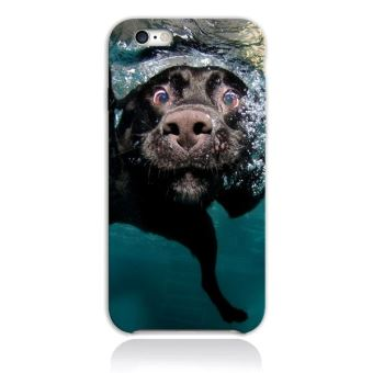 chien coque iphone 8