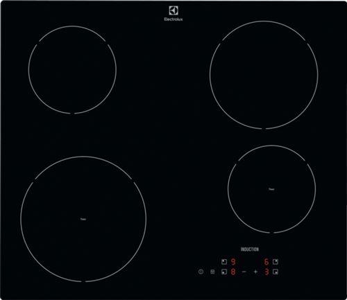 Table de cuisson Electrolux EIR60420CK (4 foyers, induction, 60cm)