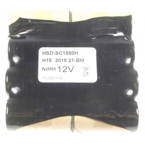 Ensemble batterie 12v pour aspirateur black&decker - d687036