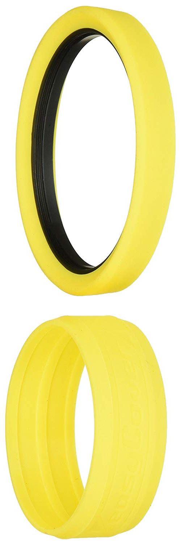 Easycover Eclr77y Bord Objectif Pour 77 Mm (jaune)