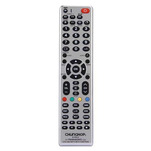 (#103) Universal Remote Controller for PANASONIC LED TV / LCD TV / HDTV / 3DTV
