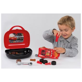 Playset Smoby Disney Cars Malette de bricolage