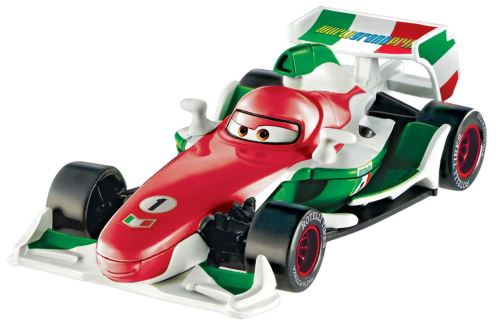 Disney voiture jouet FPixar. Bernoulli junior rouge/bleu