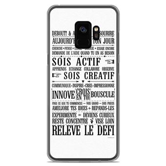 coque galaxy s9 motif