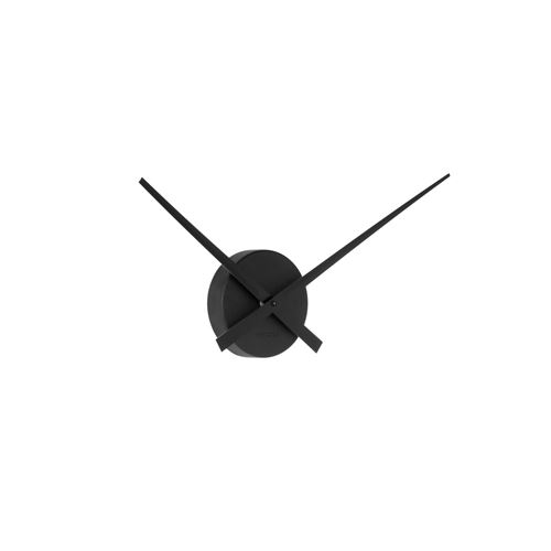 Karlsson - Horloge aiguilles Big Time 38cm Noir