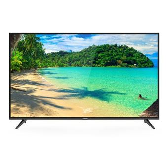 """TCL 32DS520 - 32"""" Klasse (31.5"""" zichtbaar) - S52 Series LED-tv - Smart TV - Smart TV.3 - 720p 1366 x 768 - HDR - Micro Dimming - donker zilvermetaal"""