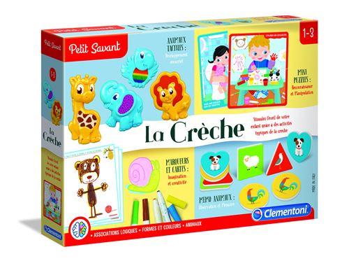 Clementoni - La Crèche - 1 à 3 ans