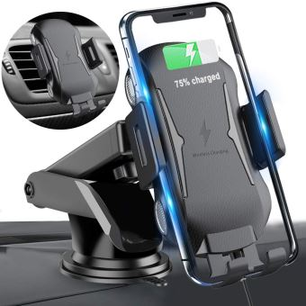 chargeur voiture induction