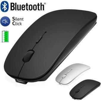 Souris Bluetooth Sans Fil pour Macbook/iPad/iPhone