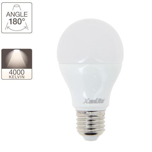Ampoule LED A60 - cuLot E27 - classique