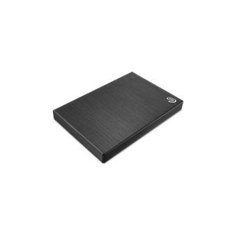 Seagate Backup Plus STHP4000400 - Disque dur - 4 To - externe (portable) - USB 3.0 - noir