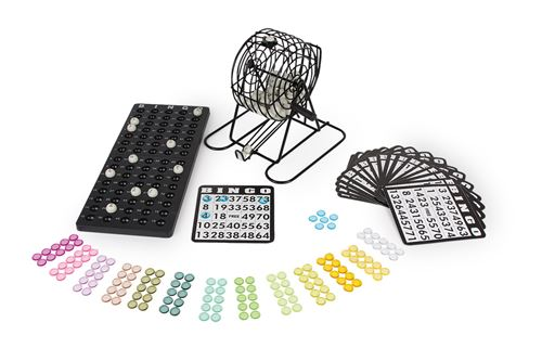 Bingo Avec Accessoires