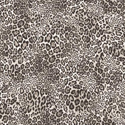 Noordwand Papier peint Leopard Print Noir