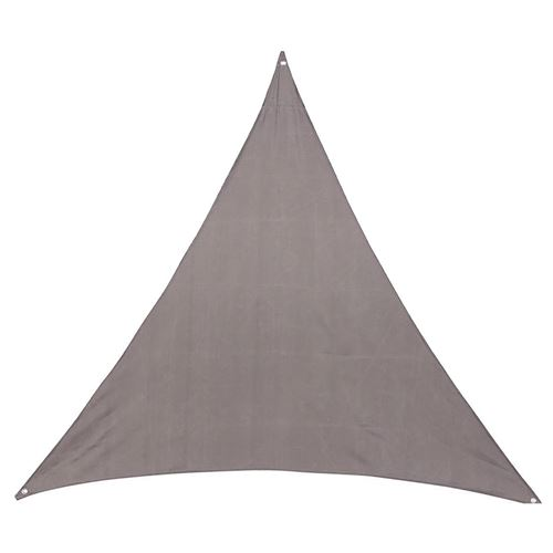 Voile d'ombrage Anori 4x4x4m taupe