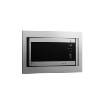 16 53 sur lg mh6565cpst micro ondes grill inox - Micro onde grill encastrable ...