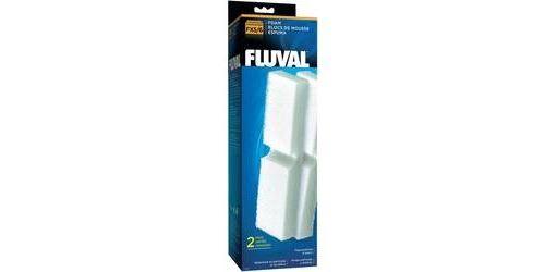 Lot de 2 blocs de mousse filtrante Fluval A228