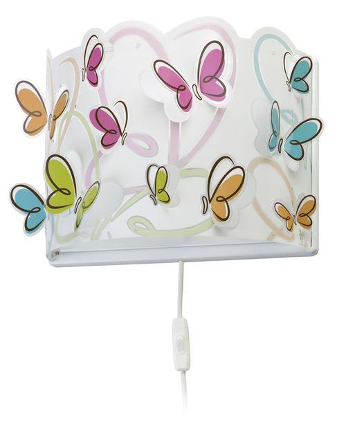 Dalber applique papillons 23 cm