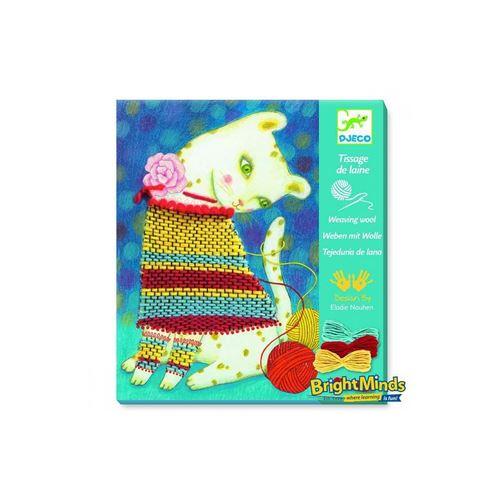 Coffret tissage de laine