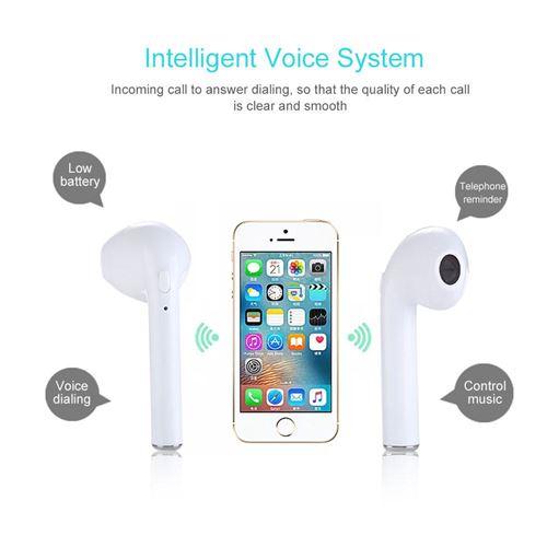 Écouteurs sans fil Bluetooth UMIWE TWS i7s Mini