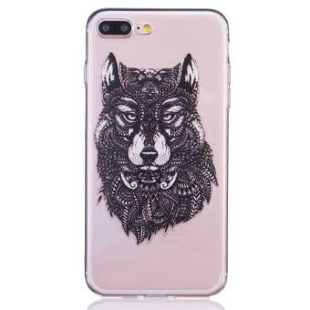 iphone 7 coque loup